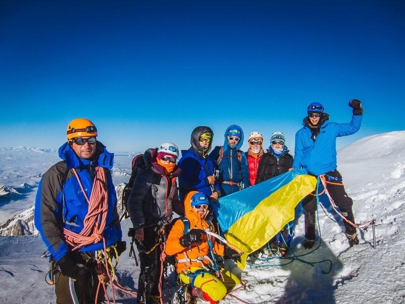 Альпіністи із Закарпаття підкорили найвищу гору Західної Європи (ФОТО), фото-1