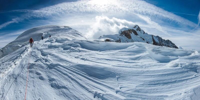 Альпіністи із Закарпаття підкорили найвищу гору Західної Європи (ФОТО), фото-2