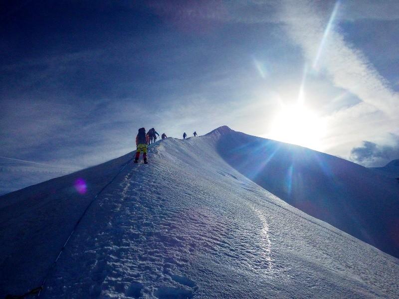 Альпіністи із Закарпаття підкорили найвищу гору Західної Європи (ФОТО), фото-9