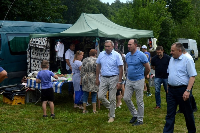 На Великоберезнянщині відгомонів «Праліс-фест 2019». ФОТО
