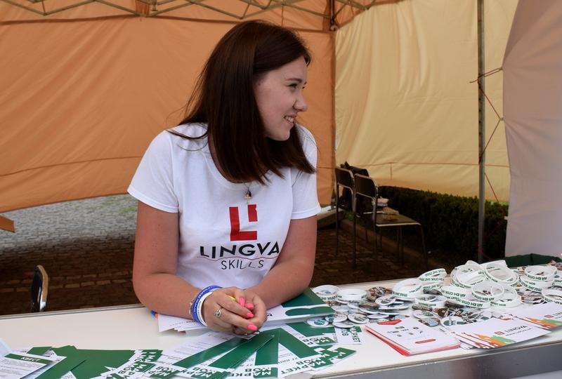 В Ужгороді пройшов фестиваль «Маркет мов». ФОТО