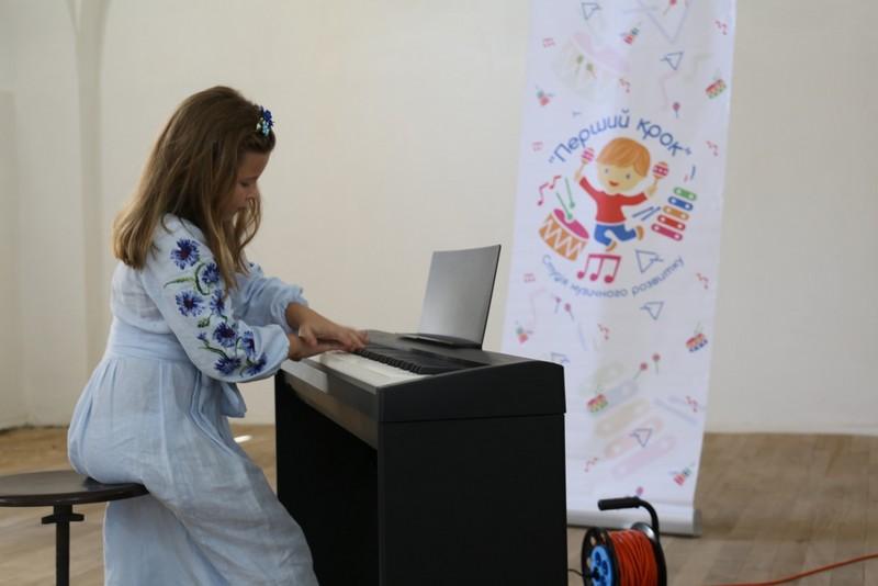 В Ужгороді пройшов фестиваль вуличного піаніно. ФОТО