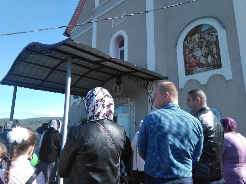У Зарічеві на Сяту Марю відзначили престольний празник. Фото