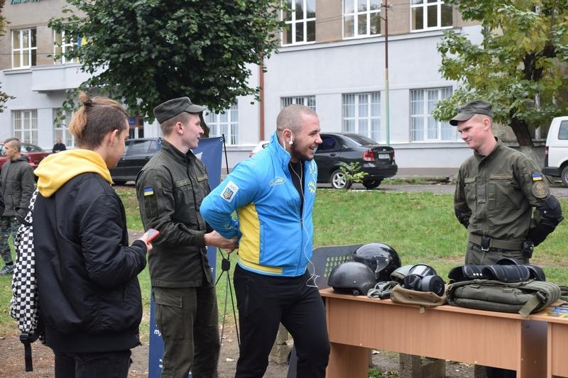 В Ужгороді провели Ярмарок вакансій