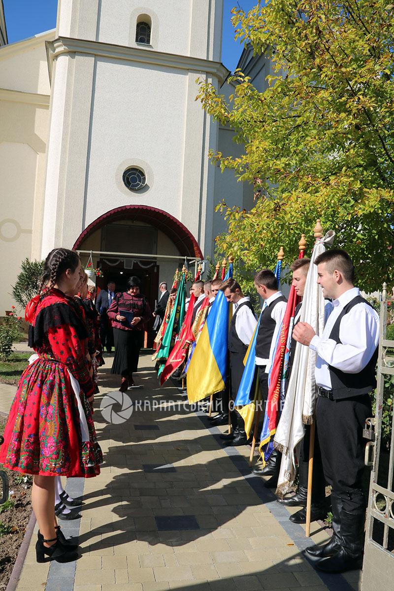 На Ужгородщині відкрили ще один освітній заклад. Фото, Відео
