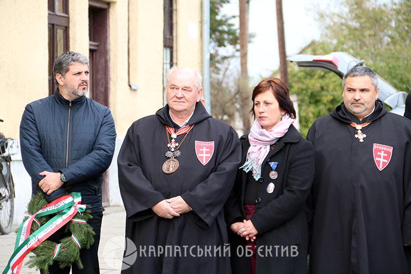 У Берегові згадували жертв нападу радянської авіації 1944 року