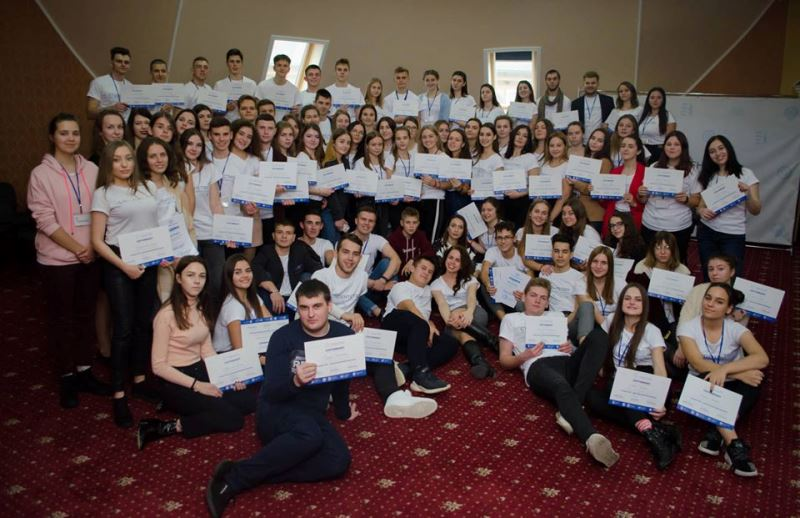 Студенти з усієї України приїхали на Закарпаття для участі у Всеукраїнському форумі