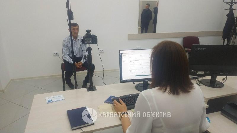 У Мукачеві відкрили нове приміщення Центру надання адміністративних послуг. ФОТО