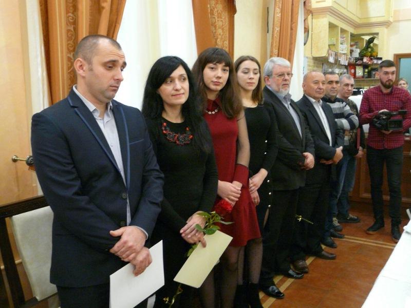 У Закарпатській ОДА вітали зі святом працівників радіо, телебачення та зв'язку. ФОТО