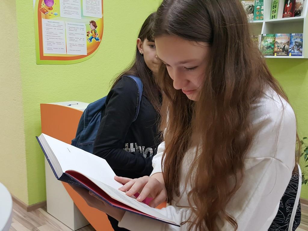 У Мукачеві урочисто відкрили оновлений читальний зал для дітей. ФОТО