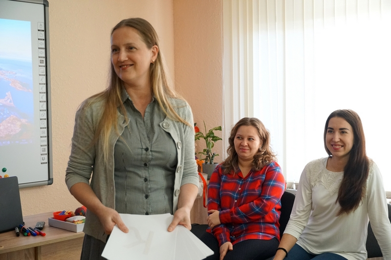 В ужгородському Інклюзивно-ресурсному центрі № 1 відкрили Школу вихідного дня для батьків