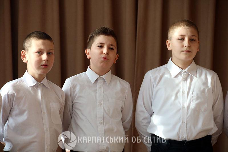 Три школи Виноградівщини модернізовано завдяки проєкту «Східного партнерства». Фото, Відео