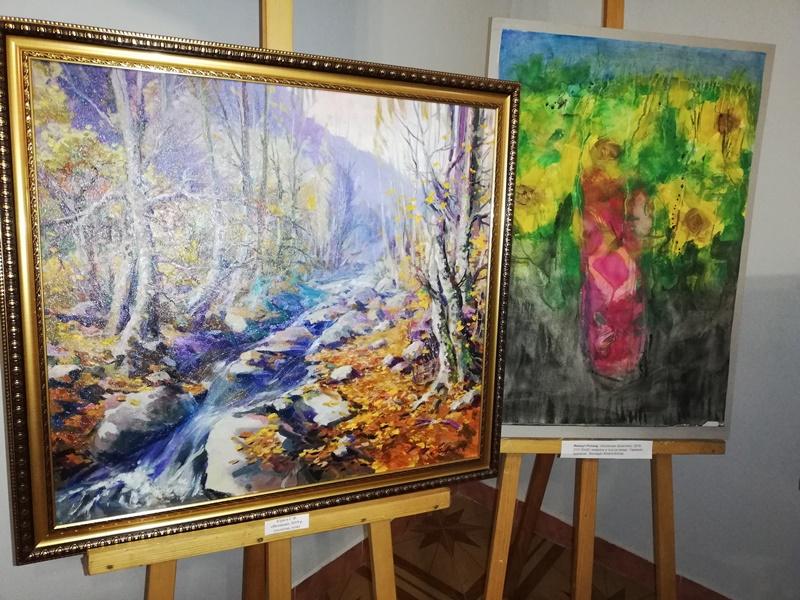 Мистецький аукціон: В Мукачеві збирали кошти  для онкохворих дітей Закарпаття. Фото